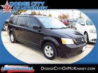 Get excited about the 2010 Dodge Grand Caravan! Packed