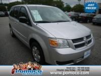Clean Carfax, 7 pass, AC, Rear AC Control, STOW and GO
