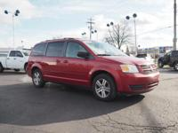 Options:  2010 Dodge Grand Caravan Se|Se 4Dr