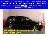 Options Included: 2010 DODGE GRAND CARAVAN SXT...Stow