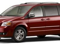 2010 Dodge Grand Caravan SXT For Sale.Features:Front