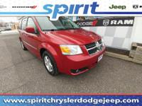 This terrific Grand Caravan is just waiting to bring