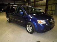 GRAND CARAVAN SXT: 1 OWNER-LOCAL TRADE-3RD ROW