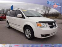 This outstanding example of a 2010 Dodge Grand Caravan