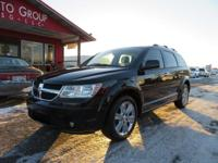 Options:  2010 Dodge Journey Third Row! Heated Leather
