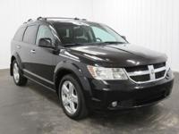 Options:  2010 Dodge Journey R/T Sport Utility