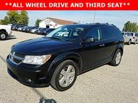 Options:  2010 Dodge Journey R/T|Black|**Rear View