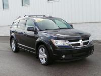 This outstanding example of a 2010 Dodge Journey R/T is