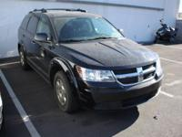 One Owner 2010 Dodge Journey SE - Sirius - Spoiler -