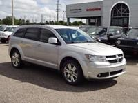 Options:  2010 Dodge Journey Sxt|Awd Sxt 4Dr Suv|2010