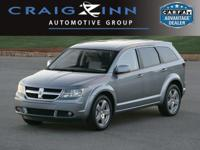 Recent Arrival! Black 2010 Dodge Journey SXT FWD