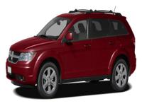 Options:  2010 Dodge Journey Sxt|Epa 24 Mpg Hwy/16 Mpg