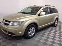 New Price! This 2010 Dodge Journey in White Gold