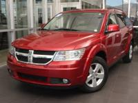 Take command of the road in the 2010 Dodge Journey! The