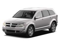 1 Owner. 3rd Row Seat. Look at this 2010 Dodge Journey