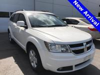 2010 Dodge Journey SXT. 3.5L V6 MPI 24V High-Output.