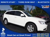 Used 2010 Dodge Journey,  DESIRABLE FEATURES:  a THIRD