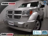 This 2010 Dodge Nitro SXT is a fully capable SUV built