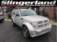 Options:  2010 Dodge Nitro Sxt|Recent Arrival! Just
