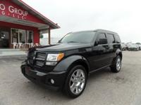 Options:  2010 Dodge Nitro The Dodge Nitro 3.7 Liter V6