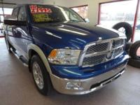 Exterior Color: deep water blue, Body: Crew Cab Pickup,