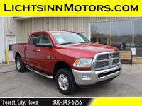 Low Miles on this Four Wheel Drive Diesel Crew Cab