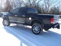 2010 Dodge Ram 2500 Diesel Crew Cab This work truck
