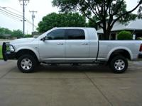 2010 DODGE RAM MEGACAB 3500 4X4 LARAMIE !!LOADED!!