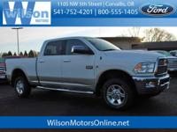 Load your family into the 2010 Dodge Ram 3500! Packed