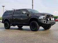 This 2010 (LOW MILEAGE) Ram 3500 comes complete with
