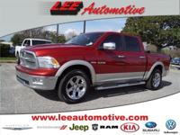 Look no further this 2010 Dodge Ram 1500 Laramie 4x2