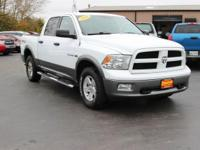 Clean CARFAX. This 2010 Dodge Ram 1500 TRX4 Off-Road in