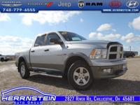 2010 Dodge Ram 1500 TRX4 Off-Road Accident Free