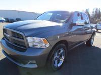 CARFAX 1-Owner, Excellent Condition. Laramie trim.