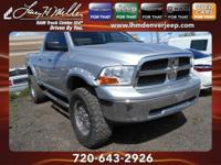 Contact us for additional savings!This 2010 Dodge Ram