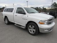 Here's a great deal on a 2010 Dodge Ram 1500! This is