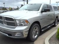 Check out this 2010 Dodge Ram 1500 SLT. Its Automatic