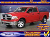 **** JUST IN FOLKS! THIS 2010 DODGE RAM 1500 SLT HAS