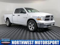 Clean Carfax 4x4 Truck with Bluetooth!  Options: