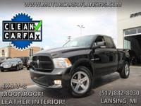 Options:  2010 Dodge Ram 1500 Sport 4X4|4X4|Parking