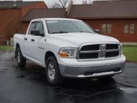 Options:  2010 Dodge Ram 1500 Slt|4X4 Slt 4Dr Quad Cab