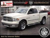 Options:  2010 Dodge Ram 1500 4Wd Quad Cab 140.5 Slt|4