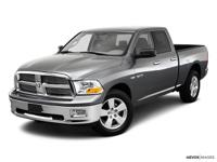 Recent Arrival! CARFAX One-Owner. RAM READY TO WORK