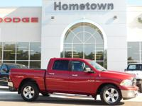 Options:  2010 Dodge Ram 1500 4Wd Crew Cab 140.5 St|4
