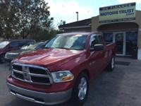 Options:  2010 Dodge Ram Pickup 1500 St 4X4 4Dr Quad