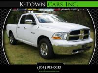 Options:  2010 Dodge Ram 1500 Quad Cab St Pickup 4D 6