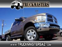 Options:  2010 Dodge Ram 2500 Flatbed 4X4|4X4 Laramie