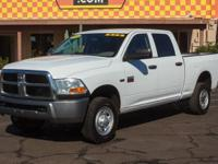 Options:  2010 Dodge Ram Pickup 2500 Crew Cab St|Bright