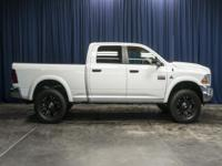 Clean Carfax 4x4 Diesel Lifted 4x4 Truck with Towing