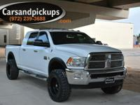 Options:  2010 Dodge Ram 3500 4Wd Mega Cab Slt|**Clean